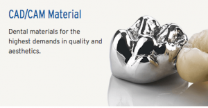 CAD CAM Materialien