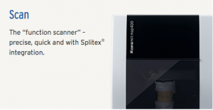 splitex scanner